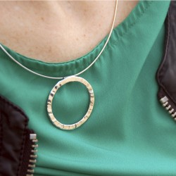 TERESA - Pulsera pequeña con perla