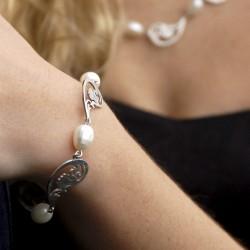 LUCÍA - Pulsera de perlas