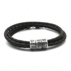 ALBERT - Pulsera triple