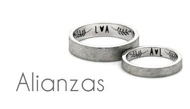 ¡Ver anillos de boda!